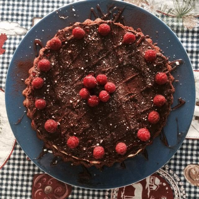 Torta al cioccolato con Kitchen Aid