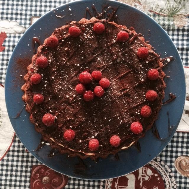 Torta al cioccolato con Kitchen Aid