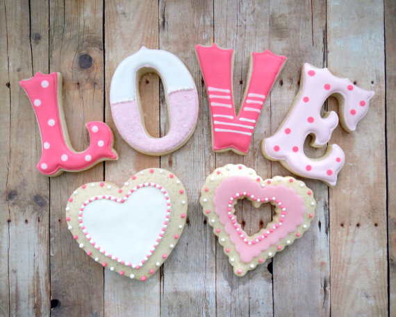 cookies san valentino