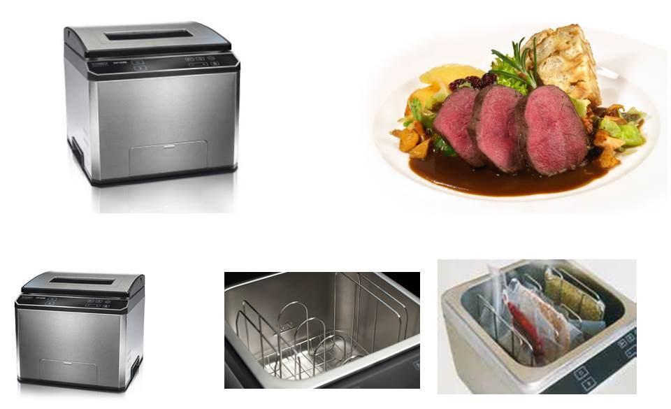 Cucinare sottovuoto ricette e consigli per cucinare sottovuoto e non solo - Macchina per cucinare ...