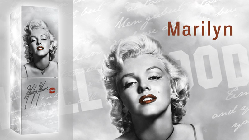 Frigorifero Marilyn Monroe