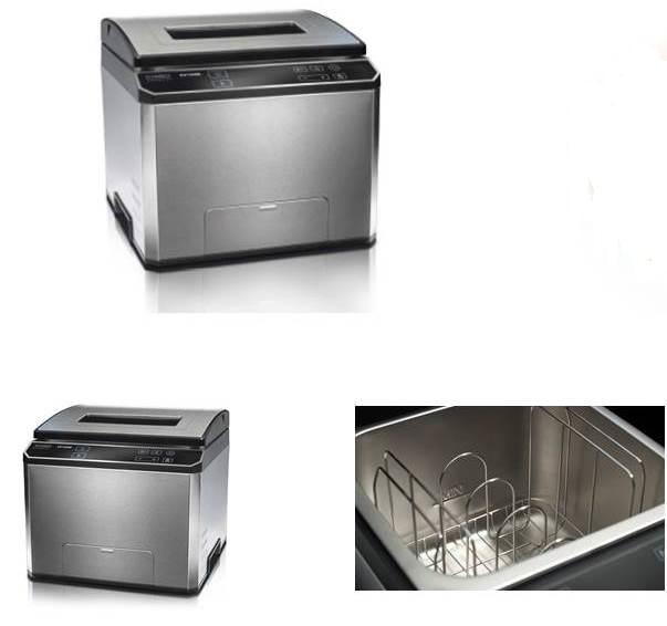 macchina sous vide per cuocere a bassa temperatura